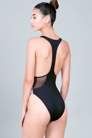 BODYSUIT TRANSPARENT Y - DRAGOTAJI