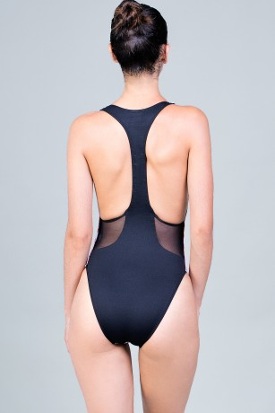 BODYSUIT TRANSPARENT Y - TEIDE FANTASY