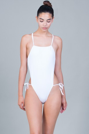 BODYSUIT HALTER - LINKS 200