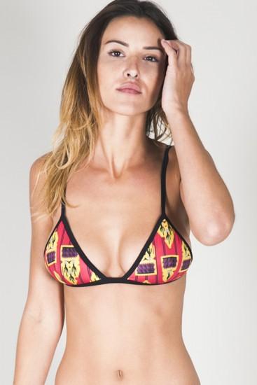 Bikini Top Triangle - Figama