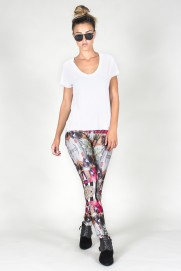 LEGGING PANTS - LOS NEGROS