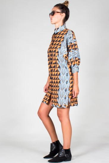 SHIRT DRESS TEKKY 5800