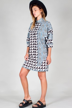 "SHIRT DRESS ""TEKKY 8200"""