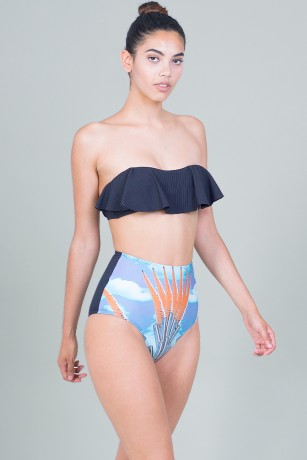 BIKINI BOTTOM HIGH WAIST - ROCKTAJI