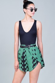 BOXER SHORT - DAZZLE GREEN