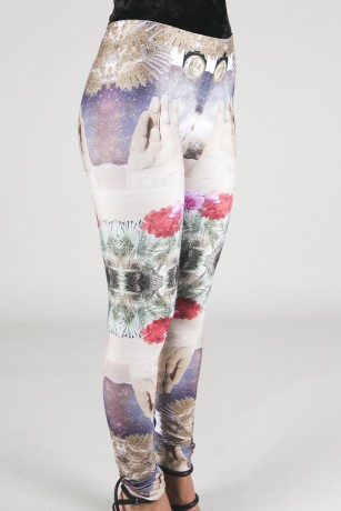 LEGGING PANTS - ATACAMA DESSERT