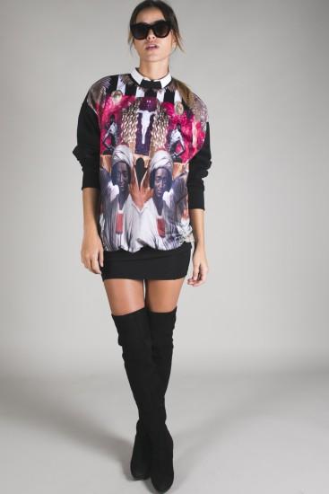 Sweatshirt Los Negros Unisex