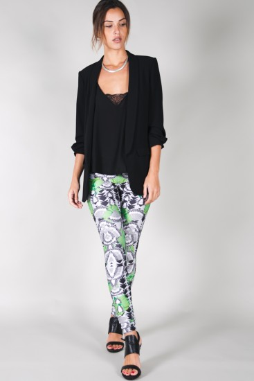 Legging Pants - Banabstrkt