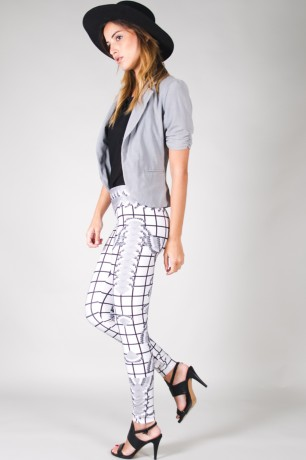 LEGGING PANTS - CUADCIG