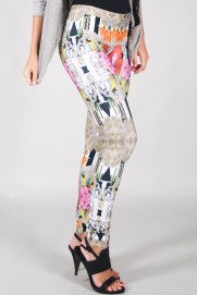LEGGING PANTS - FLORAL