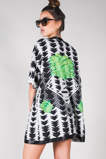 Kimono - Banabstrkt